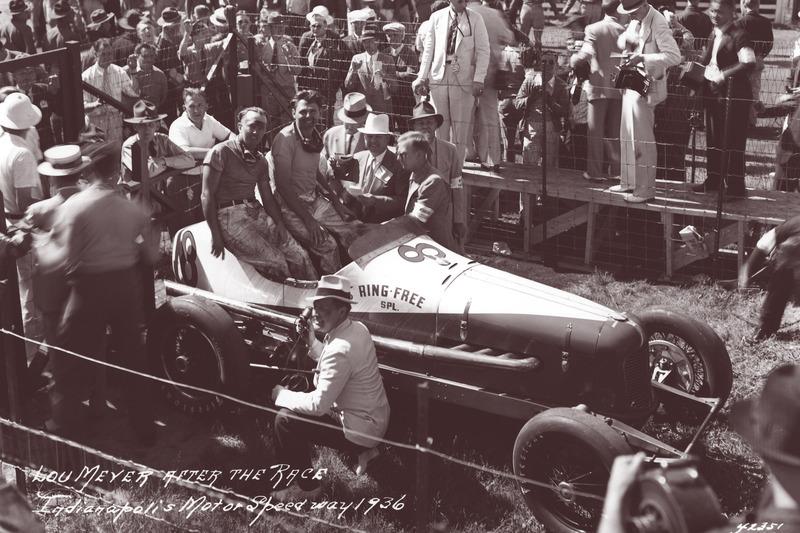1936: Louis Meyer