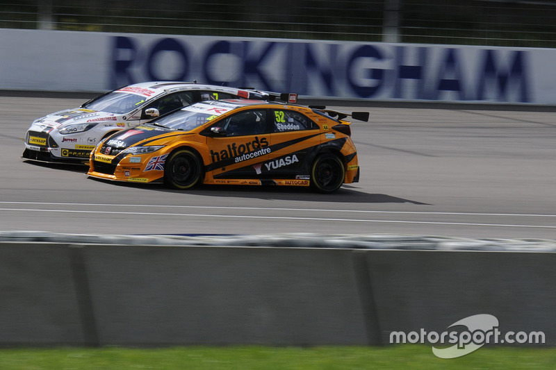 Gordon Shedden, Halfords Yuasa Racing, Mat Jackson, Motorbase Performance