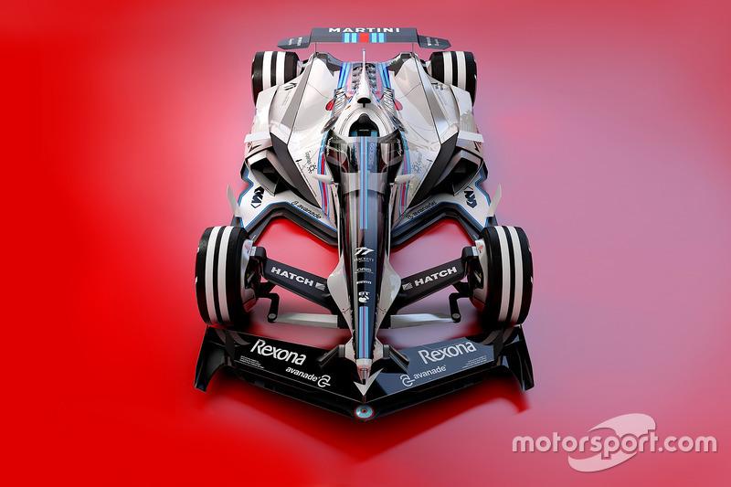 Williams 2030 fantasy design