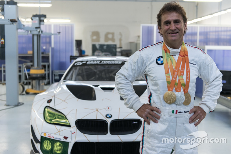 JO de Rio : Alex Zanardi médaillé