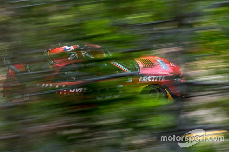 #555 Subaru Impreza: Mike Rimmer