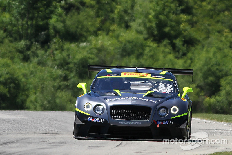 #88 Bentley Team Absolute: Adderly Fong
