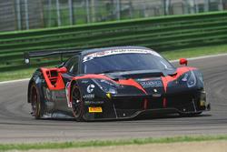 Geri-Mancinelli, Easy Race, Ferrari 488-SGT3 #11