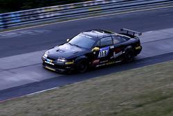 #119 TJ-Racing-Team Opel Calibra TJ-R: Tobias Jung, Carlos Antunes Tavares, Andreas Kunert, Herbert Schmidt