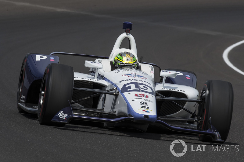 13: Zachary Claman De Melo, Dale Coyne Racing Honda, 226.999
