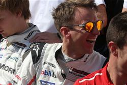 #2 Porsche Team Porsche 919 Hybrid: Тімо Бернхард