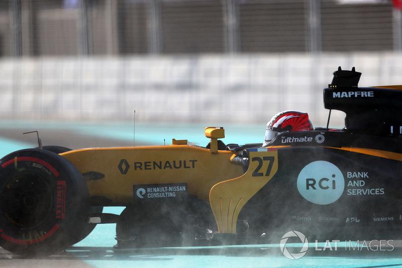 Nico Hülkenberg, Renault: 35