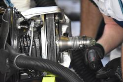 Гальмівний диск Williams FW40