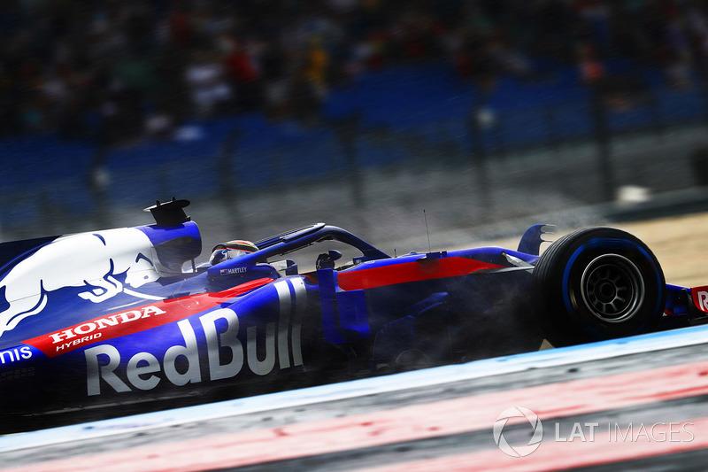 14. Brendon Hartley, Toro Rosso STR13