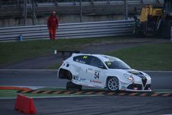 Luigi Ferrara, V-Action, Alfa Romeo Giulietta TCR