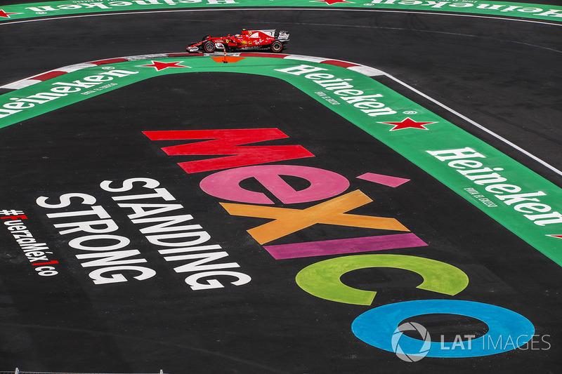 8. Kimi Raikkonen, Ferrari SF70H