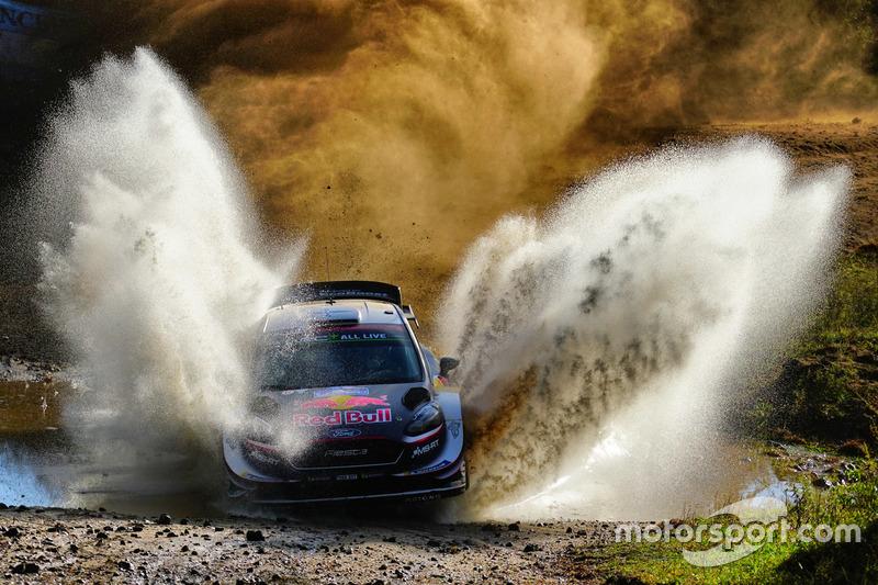 5. Teemu Suninen, Mikko Markkula, Ford Fiesta WRC, M-Sport Ford