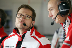 Andreas Seidl, Porsche LMP Team leader