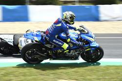 MOTO GP 2018 GRAND PRIX D'ESPAGNE 2018 - Page 2 Motogp-spanish-gp-2018-andrea-iannone-team-suzuki-motogp-getting-off-the-racing-line