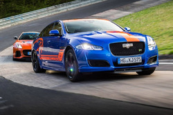 Jaguar XJR575 or F-Type SVR