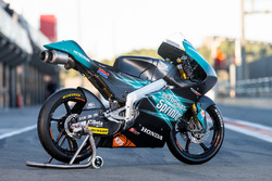 La moto di Adam Norrodin, Petronas Sprinta Racing