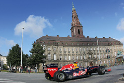 F1 Red Bull Racing show Christiansborg
