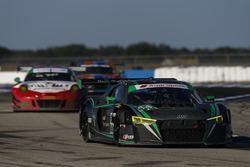 Джон Поттер, Энди Лэлли, Эндрю Дэвис, Magnus Racing, Audi R8 LMS GT3 (№44)