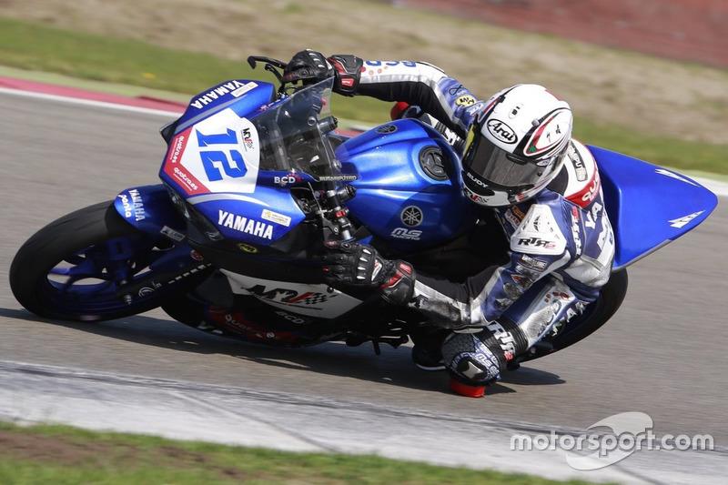 WorldSSP300: Ali Adrian, Pertamina Almeria BCD by Yamaha MS Racing