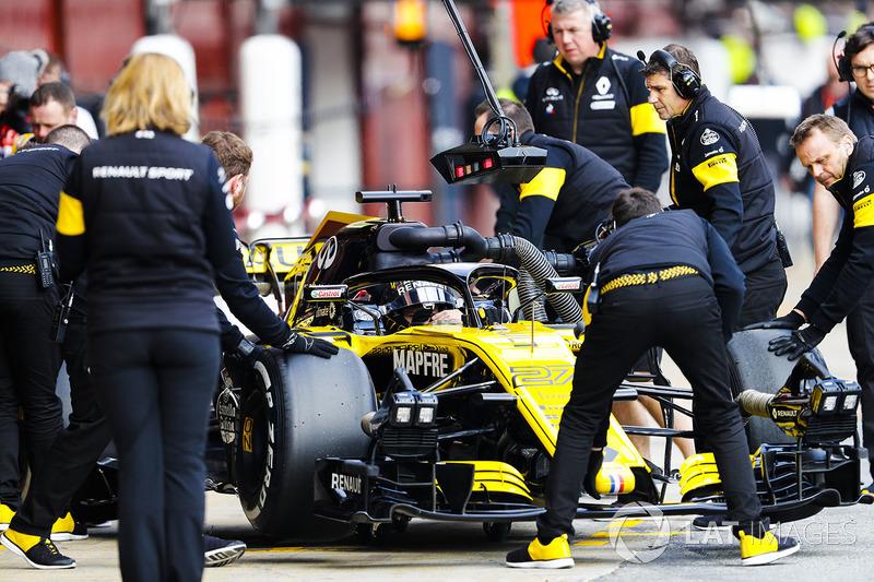 Нико Хюлькенберг, Renault