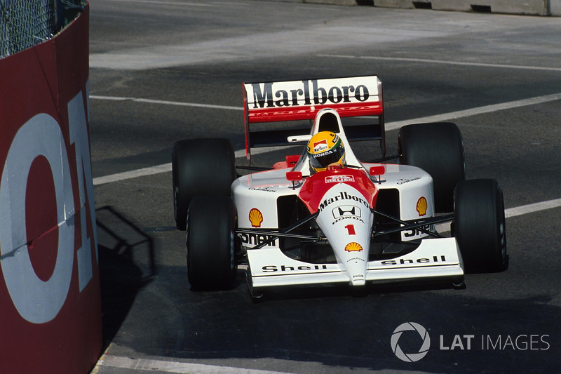 1990 Amerika: McLaren MP4/6