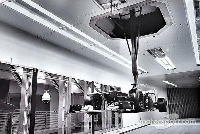Visite à l'usine Sauber