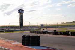 Rallycross-Strecke am Circuit of The Americas in Austin