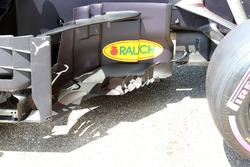 Конструктивный элемент Red Bull Racing RB14