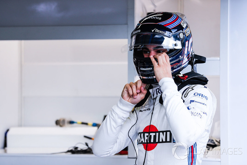 Lance Stroll, Williams Martini Racing