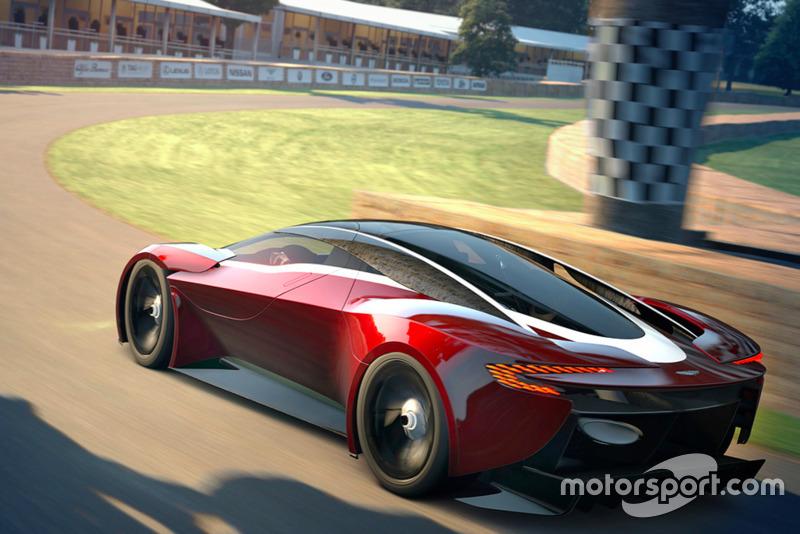 Aston Martin DP-100 Vision Gran Turismo (juli 2014)