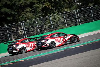 Attila Tassi, Hell Energy Racing with KCMG Honda Civic Type R TCR, Josh Files, Hell Energy Racing with KCMG Honda Civic Type R TCR