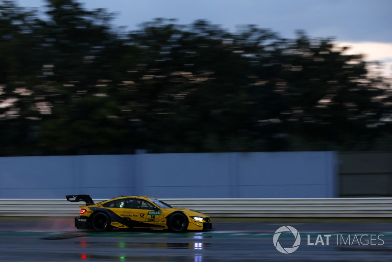 9. Timo Glock, BMW Team RMG, BMW M4 DTM