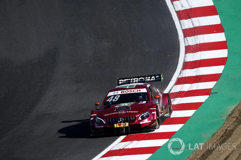 17. Edoardo Mortara, Mercedes-AMG Team HWA, Mercedes-AMG C63 DTM