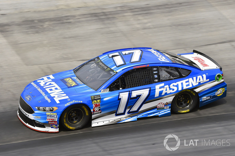 12. Ricky Stenhouse Jr., Roush Fenway Racing, Ford Fusion Fastenal