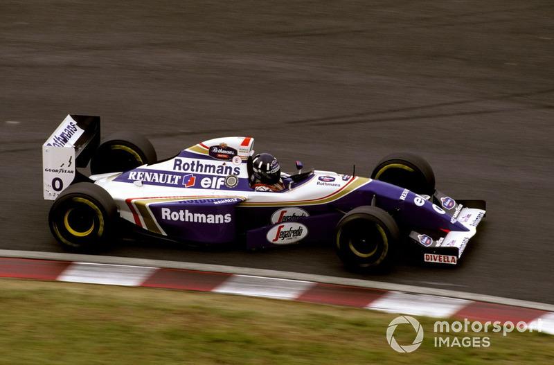 Damon Hill, Williams FW16