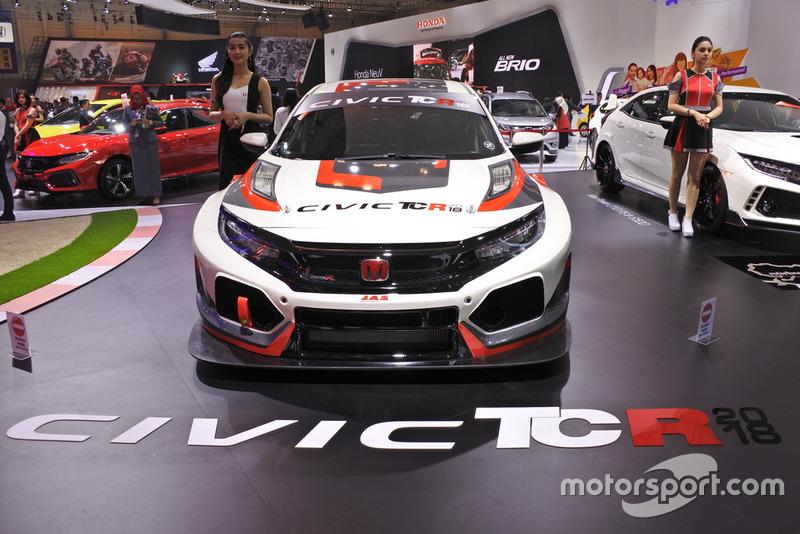 Honda Civic TCR 18