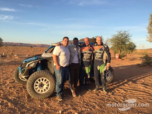 Rally de Marruecos