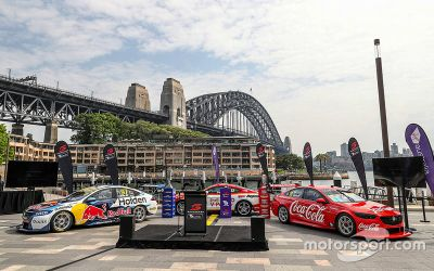 Saisonpräsentation: Supercars 2020