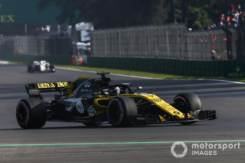 7: Ніко Хюлькенберг, Renault Sport F1 Team R.S. 18, 1'15.827