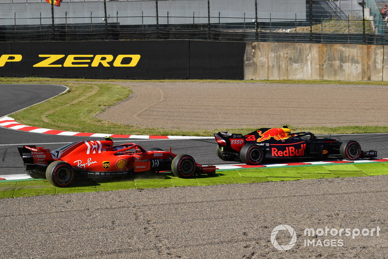5e : Kimi Räikkönen (Ferrari)