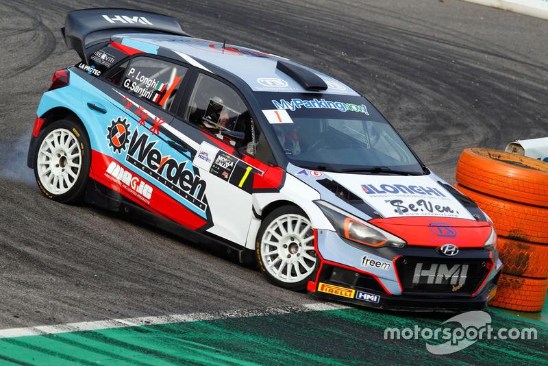Piero Longhi, Gianmaria Santini, Hyundai i20