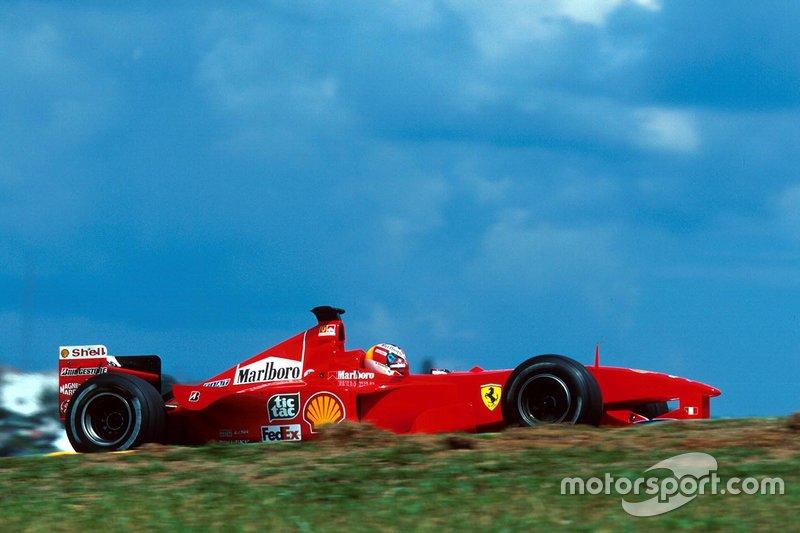 37勝目:2000年ブラジルGP