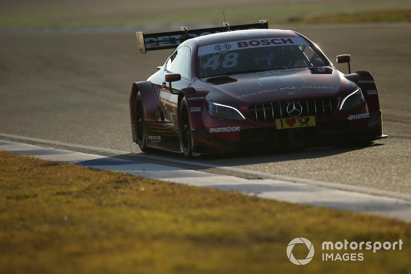 13. Edoardo Mortara, Mercedes-AMG Team HWA, Mercedes-AMG C63 DTM