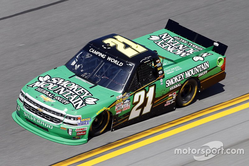 #21 Johnny Sauter (GMS-Chevrolet)