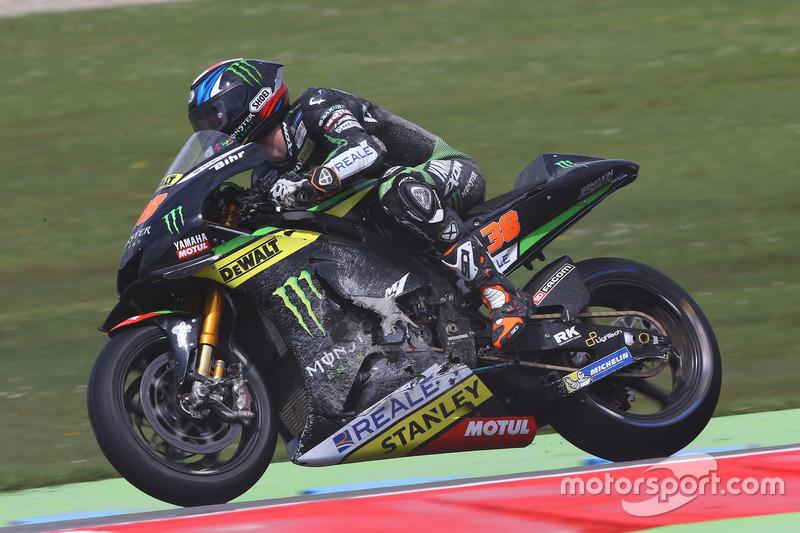 Bradley Smith, Tech 3, Yamaha