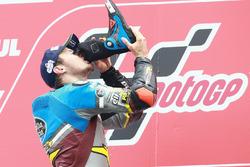 Подиум: победитель - Джек Миллер, Marc VDS Racing Honda