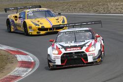 #23 Nissan GT Academy Team RJN Nissan GT-R Nismo GT3: Mitsunori Takaboshi, Alex Buncombe, Lucas Ordo