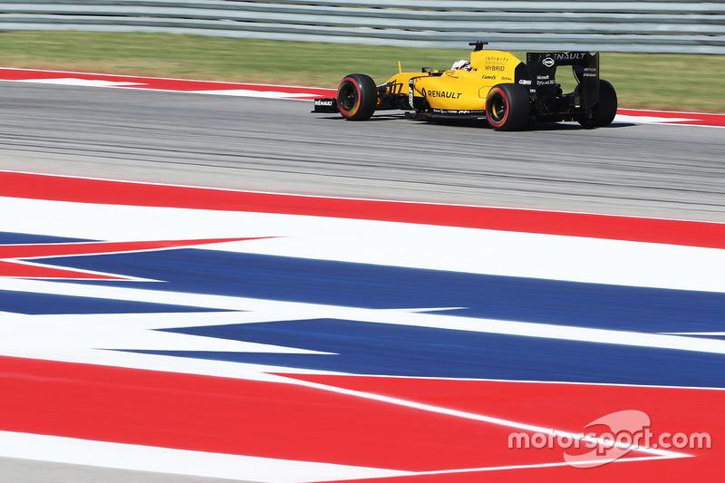 18. Кевин Магнуссен, Renault Sport F1 Team RS16