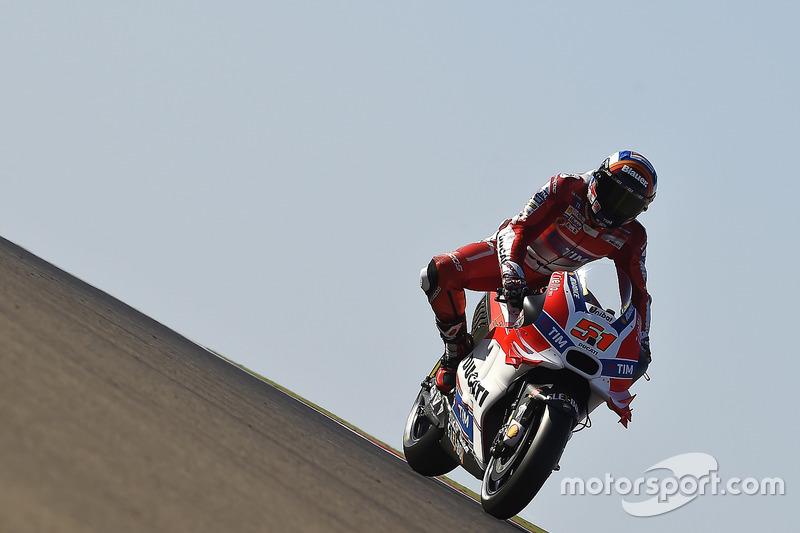 12. Michele Pirro, Ducati Team