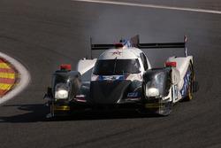 Engine failure, #21 DragonSpeed, Oreca 05-Nissan: Henrik Hedman, Nicolas Lapierre, Ben Hanley
